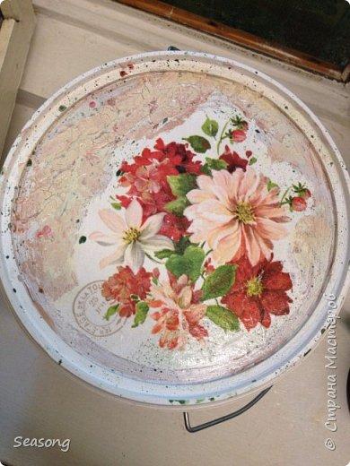 Ведро для мытья и хранения овощей, фруктов фото 4