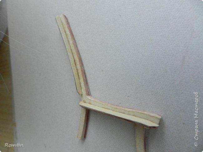 Добрый день жители Страны Мастеров.Работа с домом тыквой затянулась,поэтому хочу представить небольшую мою работу, уличную скамейку.Она кстати,часть работы из дома тыквы. фото 12