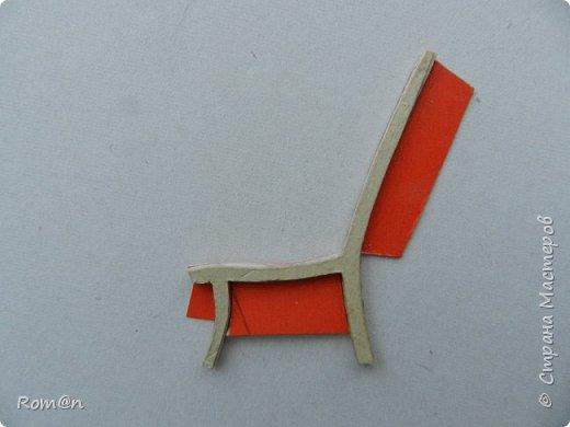 Добрый день жители Страны Мастеров.Работа с домом тыквой затянулась,поэтому хочу представить небольшую мою работу, уличную скамейку.Она кстати,часть работы из дома тыквы. фото 9