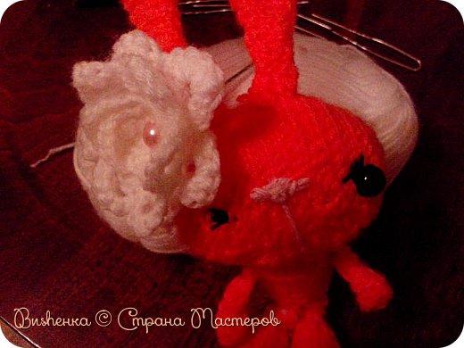 Всем доброго времени суток!!! Сегодня опять хвастаюсь...цветочком! Цветочек нашла на сайте crochet-story.ru , а ссылочку не припомню. фото 2