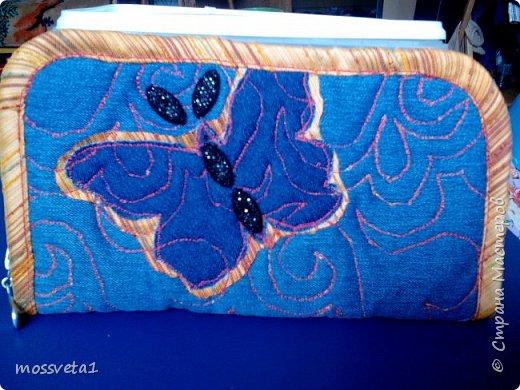 Вот и дождались ненужные джинсы своего часа))) Органайзер для мальчишек. Вдохновилась работой Евгении Карташовой. фото 12