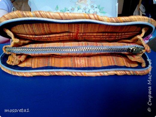 Вот и дождались ненужные джинсы своего часа))) Органайзер для мальчишек. Вдохновилась работой Евгении Карташовой. фото 13