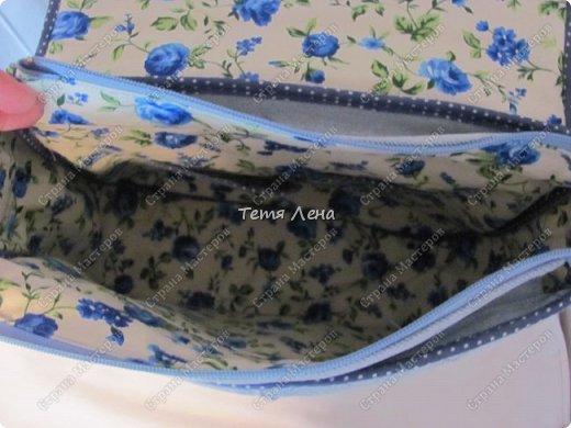 Изменила форму клапана, а сумочки по одной выкройке http://stranamasterov.ru/node/1025185    фото 6
