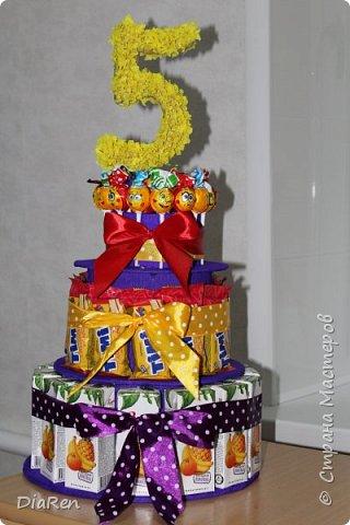 Торт в детский сад фото 1