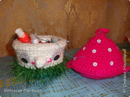 шкатулка для швеи (подарок хорошему человеку) фото 2