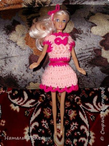 Нарядила куклу для племянницы фото 2
