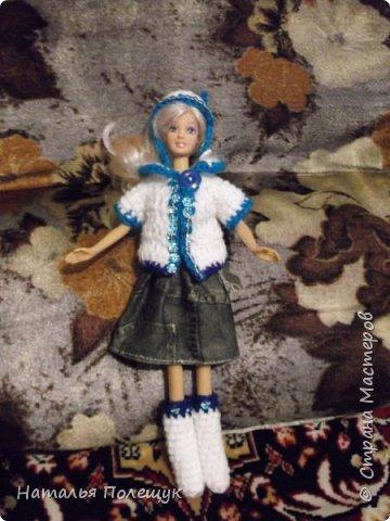 Нарядила куклу для племянницы фото 3