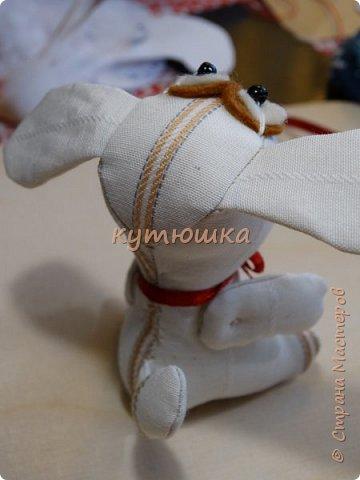 щенок и мышка:)) фото 10