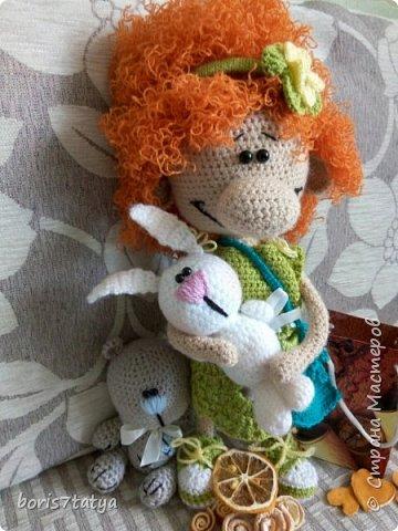 Знакомтесь-кукла Мандаринка фото 1