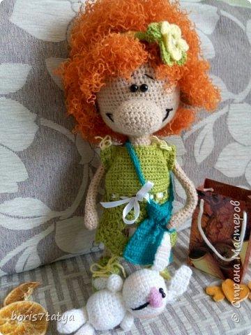 Знакомтесь-кукла Мандаринка фото 2
