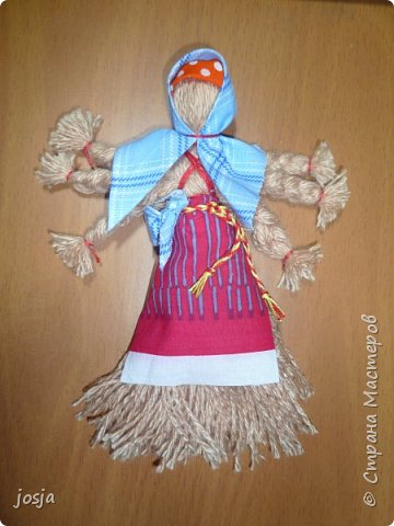 Куколка филипповка