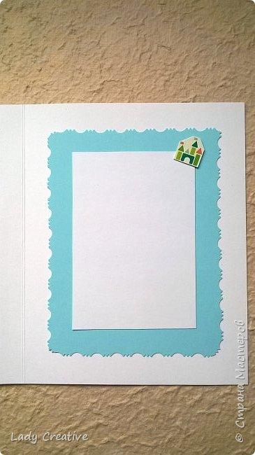 """Вот такой подарок малышу на первый """"юбилей"""" - 1 месяц: """"букет роз"""" + открытка. фото 6"""