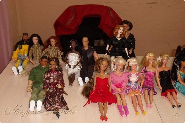 Моя первая кукло-выставка))) Я со своими))) фото 2
