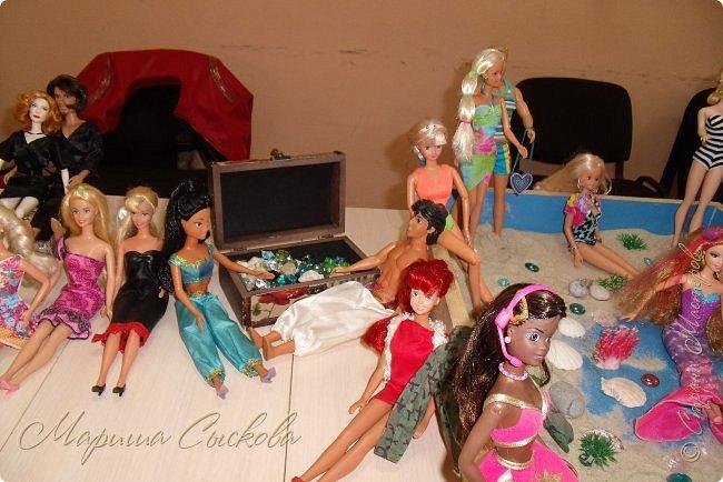 Моя первая кукло-выставка))) Я со своими))) фото 4