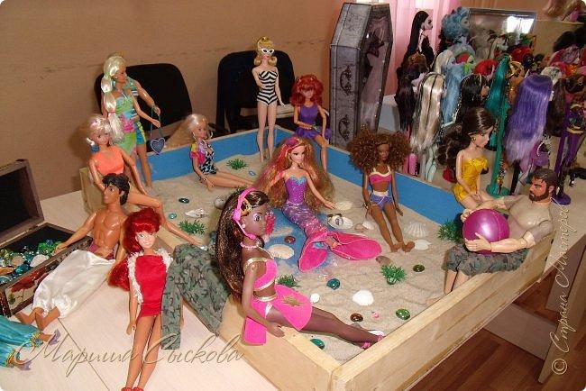 Моя первая кукло-выставка))) Я со своими))) фото 5