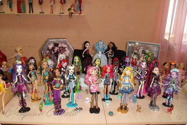 Моя первая кукло-выставка))) Я со своими))) фото 6