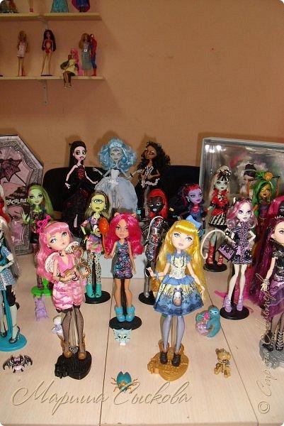 Моя первая кукло-выставка))) Я со своими))) фото 8