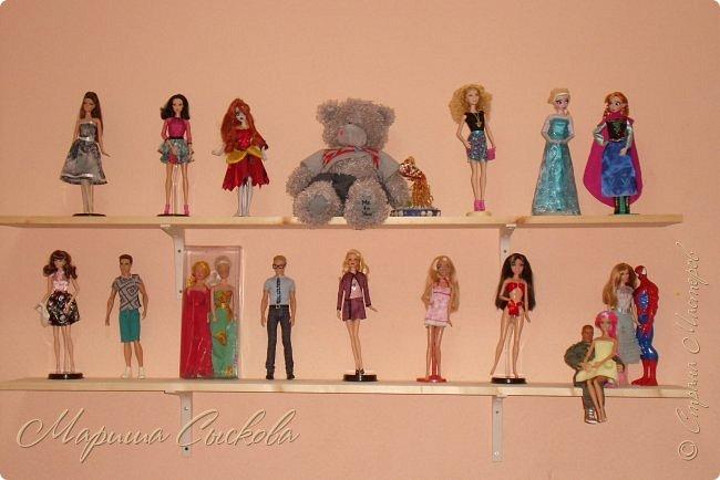 Моя первая кукло-выставка))) Я со своими))) фото 10
