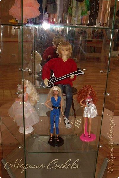 Моя первая кукло-выставка))) Я со своими))) фото 13