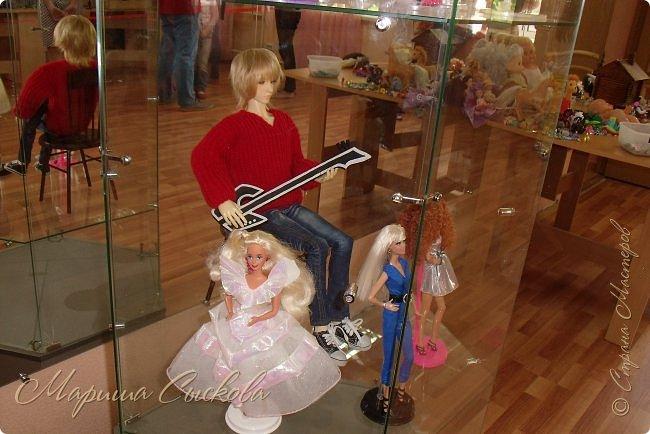 Моя первая кукло-выставка))) Я со своими))) фото 14