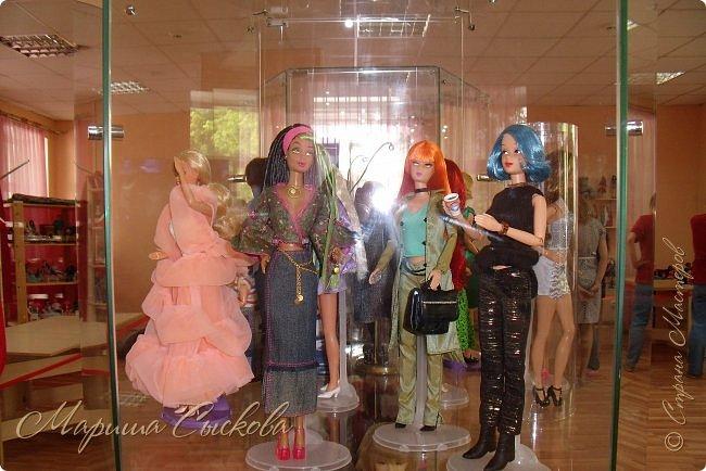 Моя первая кукло-выставка))) Я со своими))) фото 15