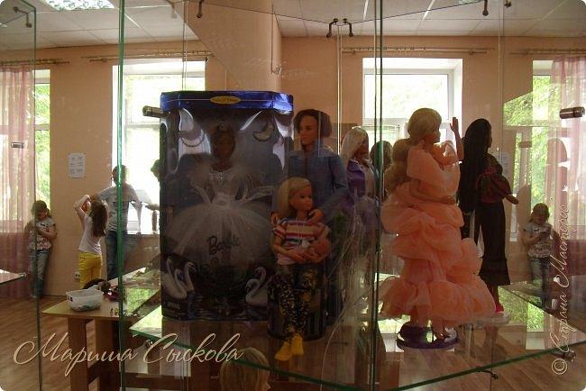 Моя первая кукло-выставка))) Я со своими))) фото 16