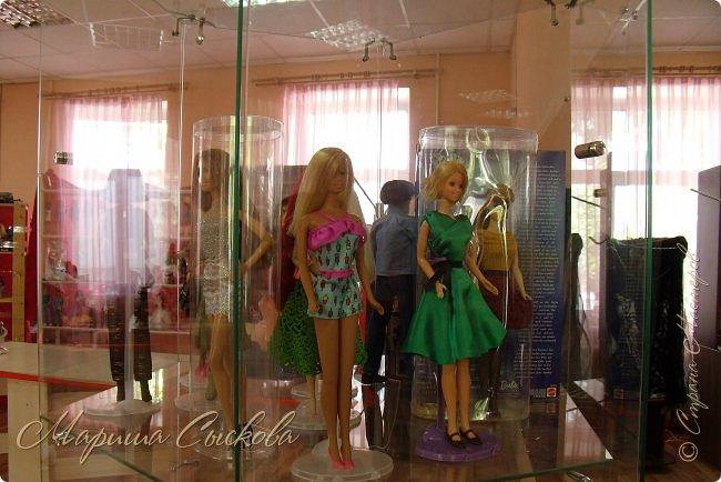 Моя первая кукло-выставка))) Я со своими))) фото 17