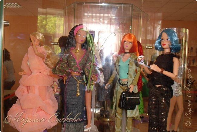 Моя первая кукло-выставка))) Я со своими))) фото 18