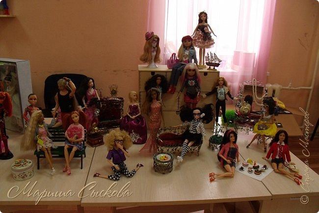 Моя первая кукло-выставка))) Я со своими))) фото 19