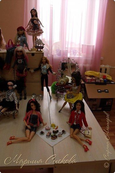 Моя первая кукло-выставка))) Я со своими))) фото 20