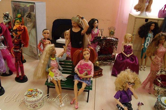 Моя первая кукло-выставка))) Я со своими))) фото 21