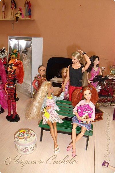 Моя первая кукло-выставка))) Я со своими))) фото 22