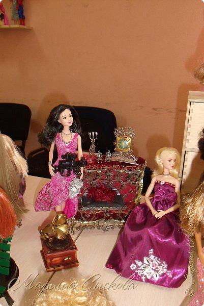 Моя первая кукло-выставка))) Я со своими))) фото 23