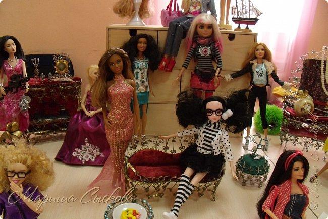 Моя первая кукло-выставка))) Я со своими))) фото 24