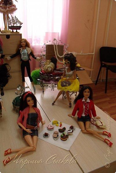 Моя первая кукло-выставка))) Я со своими))) фото 25