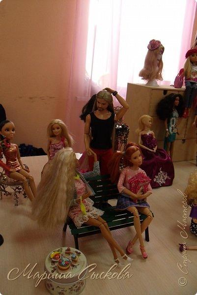 Моя первая кукло-выставка))) Я со своими))) фото 26