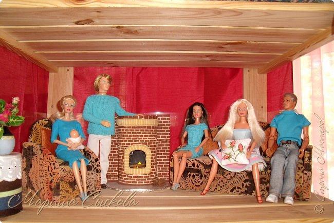 Моя первая кукло-выставка))) Я со своими))) фото 27