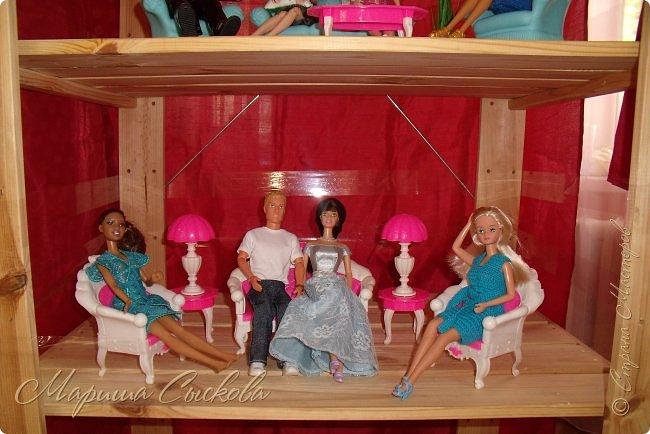 Моя первая кукло-выставка))) Я со своими))) фото 29