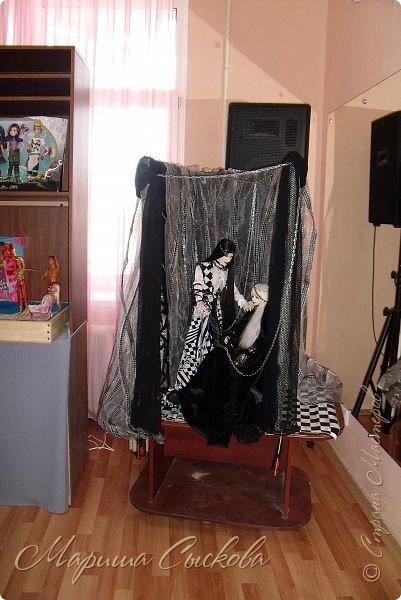 Моя первая кукло-выставка))) Я со своими))) фото 40