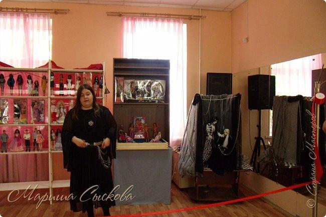 Моя первая кукло-выставка))) Я со своими))) фото 41