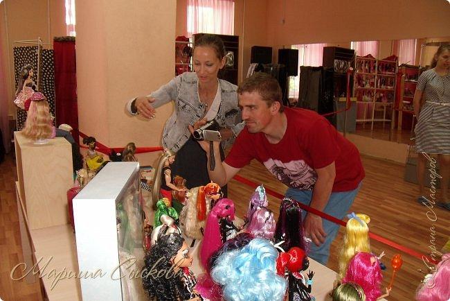 Моя первая кукло-выставка))) Я со своими))) фото 58