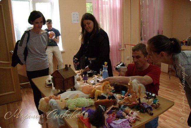 Моя первая кукло-выставка))) Я со своими))) фото 59