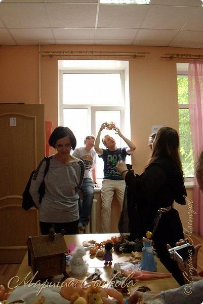 Моя первая кукло-выставка))) Я со своими))) фото 60