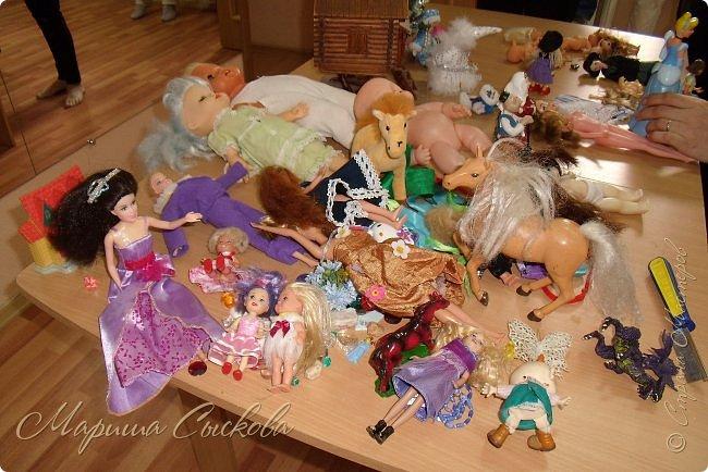 Моя первая кукло-выставка))) Я со своими))) фото 52