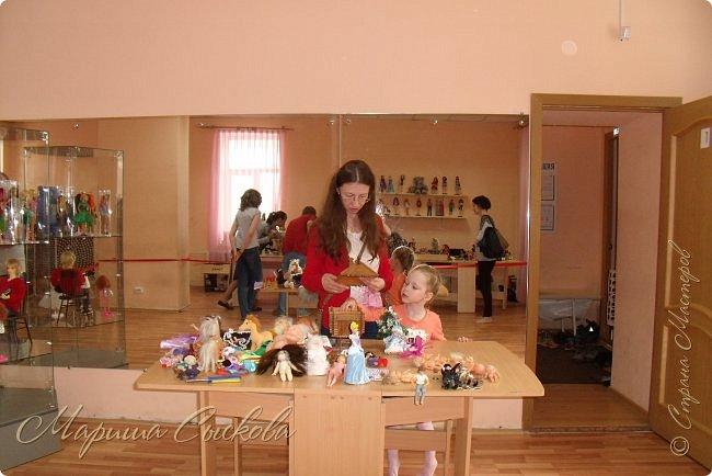 Моя первая кукло-выставка))) Я со своими))) фото 54