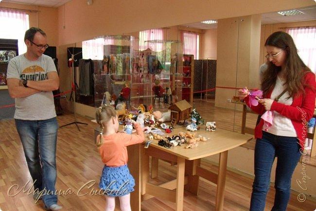 Моя первая кукло-выставка))) Я со своими))) фото 55