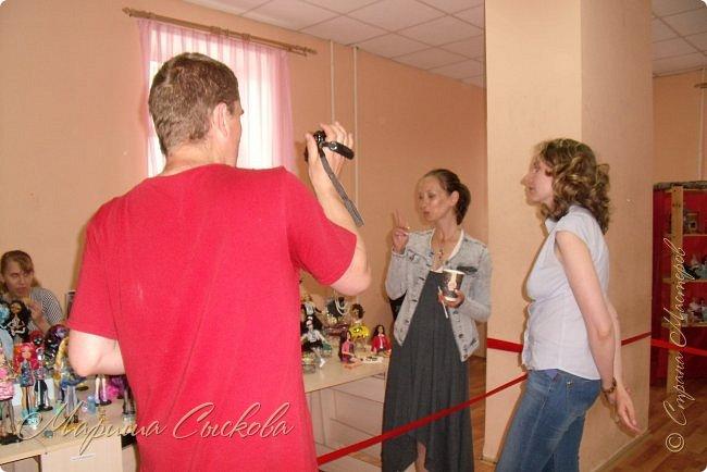 Моя первая кукло-выставка))) Я со своими))) фото 63