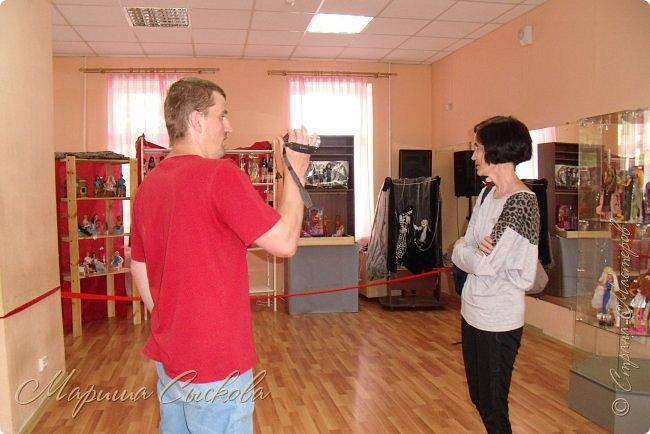 Моя первая кукло-выставка))) Я со своими))) фото 64