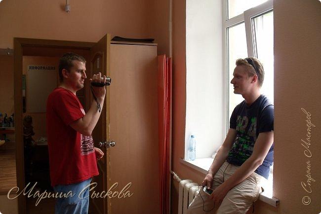 Моя первая кукло-выставка))) Я со своими))) фото 65