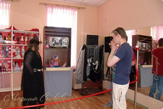 Моя первая кукло-выставка))) Я со своими))) фото 46